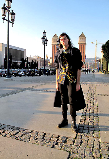 Trench trend · Barcelona Streetstyle
