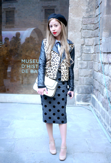 Let me feel like a doll at 080 Barcelona Fashion | Streetstyle