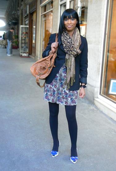 Melissa stilettos · Paris Streetstyle
