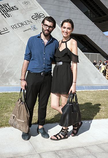 Gerard&Nuria | StreetStyle