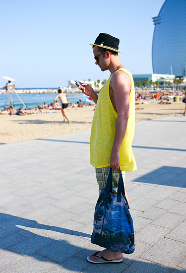 Beach Street Style | James Fernando