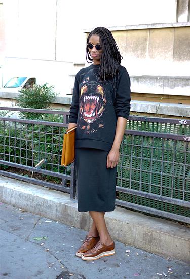 SS2012... Still Givenchy Rottweiler