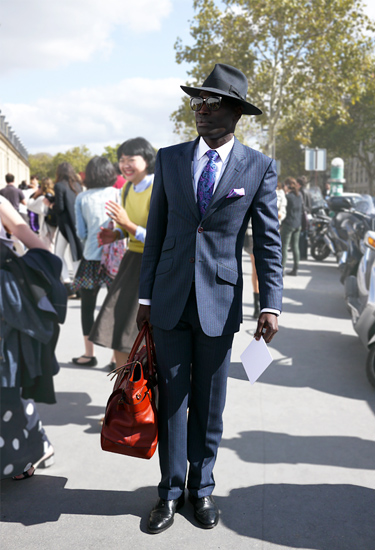 Gentleman | Paris Fashion Week