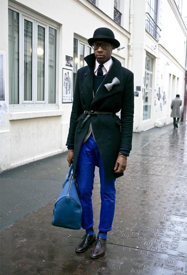 Modern classic · Paris Streetstyle