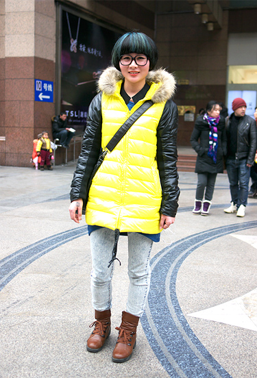 Fashionista in Shanghai | Street Style 2013