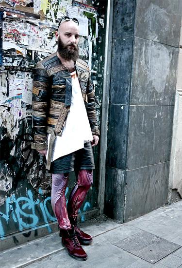 David Vazquez | Barcelona Street Style