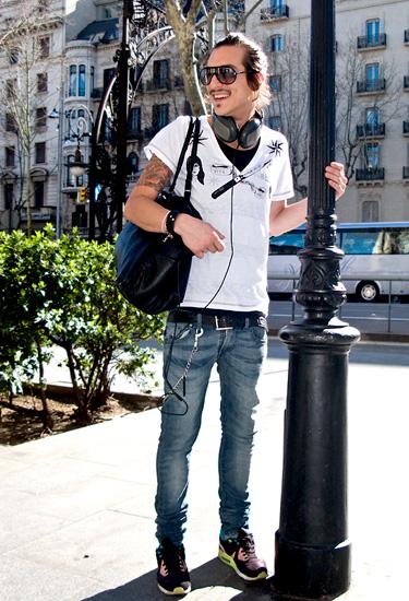 Nike · Barcelona Streetstyle