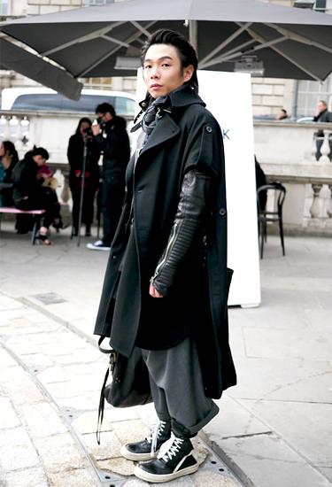 Burberry & Yohji Yamamoto | Trends | London FW
