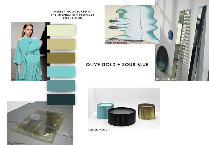 The Inspiration Provider Weekly Moodboard |