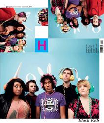 LeLook en HMagazine 08/08