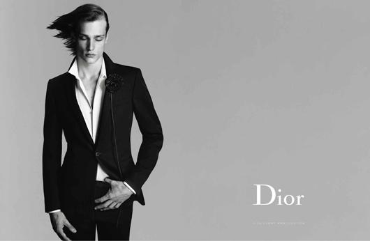 Dior Homme by Hedi Slimane | Ph R. Avedon