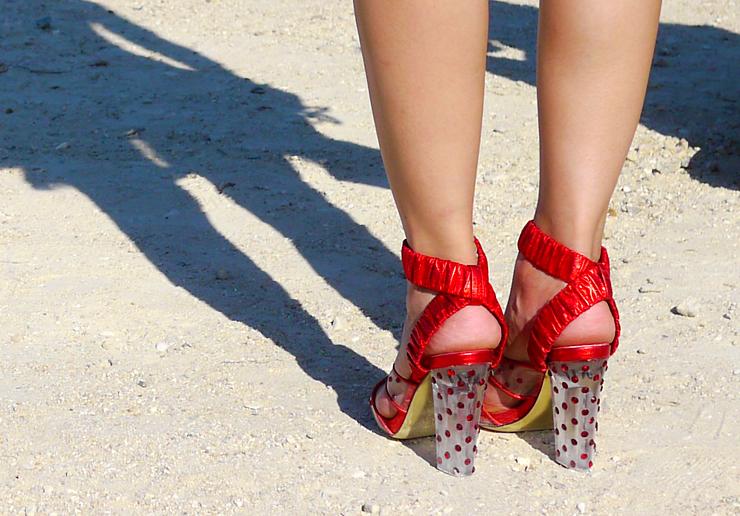 Red Heels | Streetstyle trends