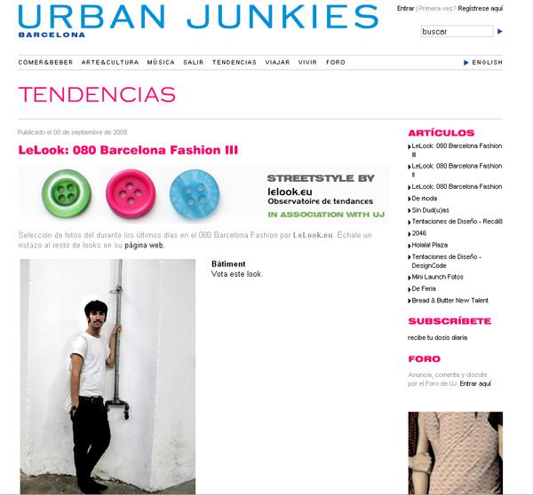 Lelook & Urban junkies