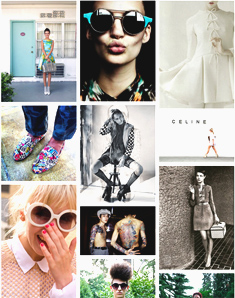 Fashion trends & Inspiration on TUMBLR