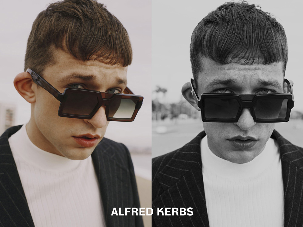 Art direction | ALFRED KERBS Sunglasses 2016 Campaign
