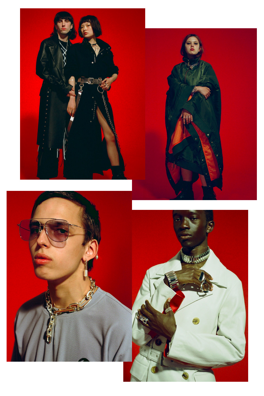 Ambush 2016 collection fashion collage by lelook consultance