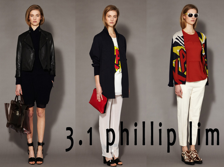 Pre collection AW12-13 3.1 Phillip Lim