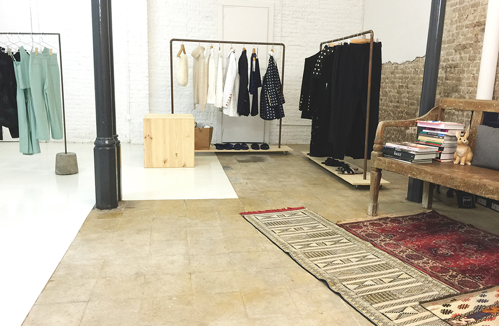 Pop up at Maison Lelook