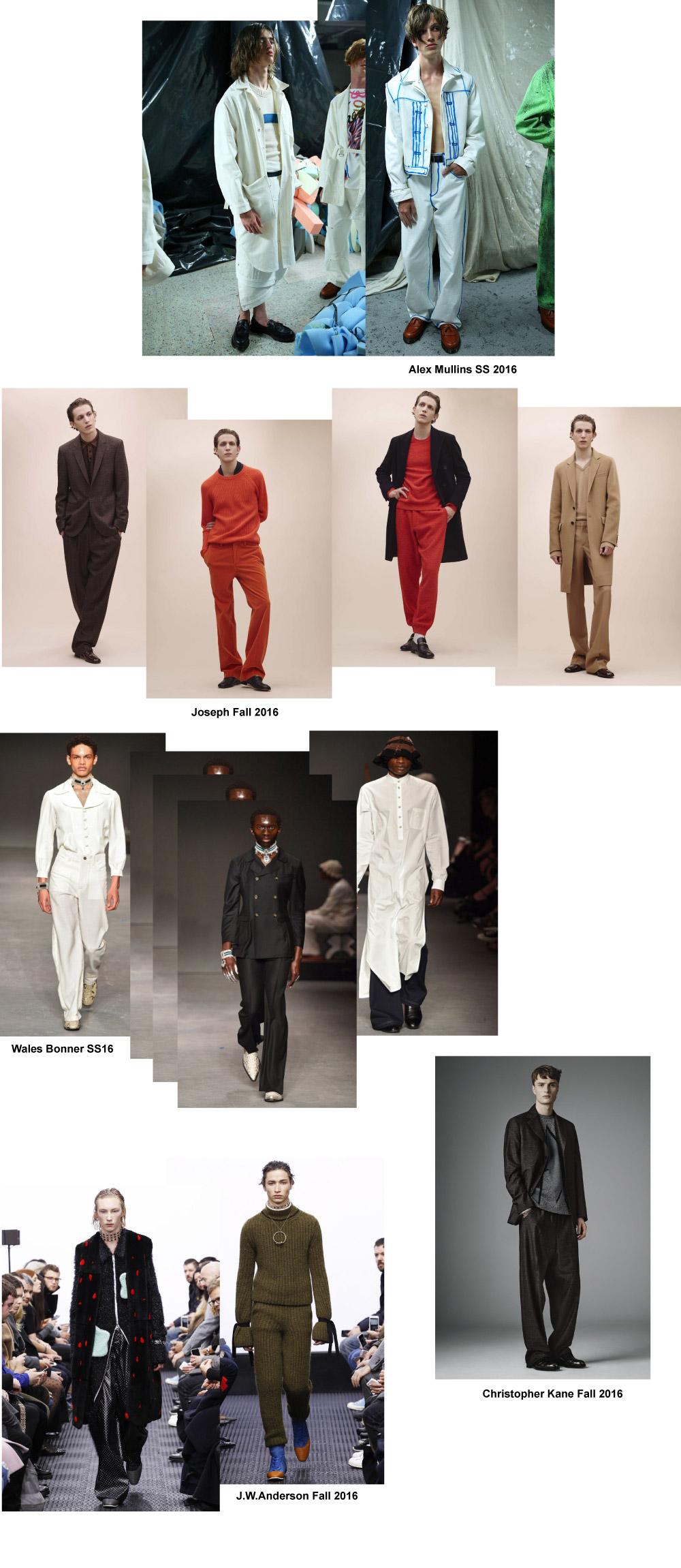 London Fashion week Brogues selection
