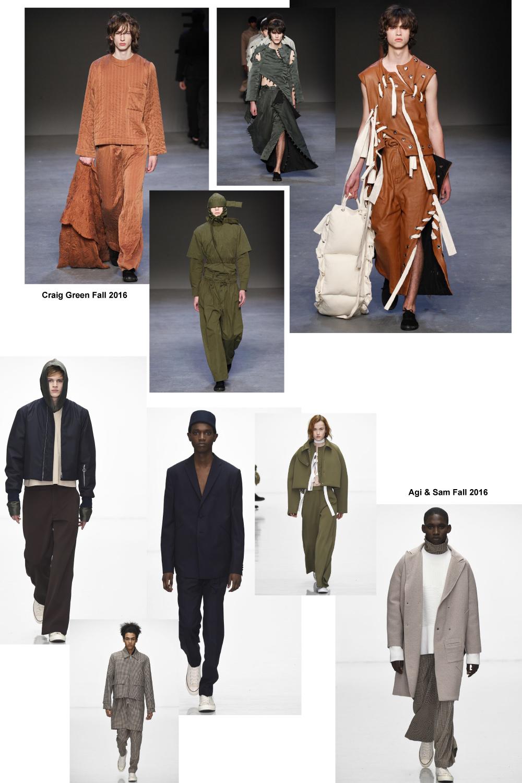 London Men's Fashion Week SS16
