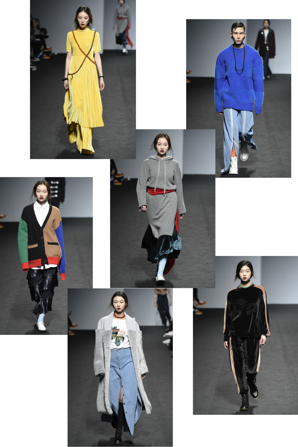 DESIGNERS TO WATCH | SEOUL FALL 2016 Rocket x Lunch fashion collage