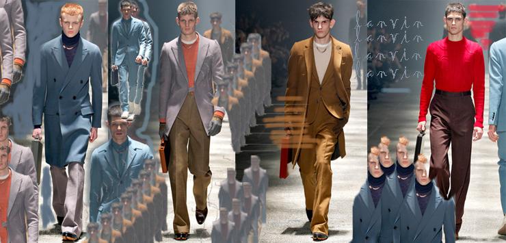 Lanvin | Fall 2012 | Semana de la moda en París
