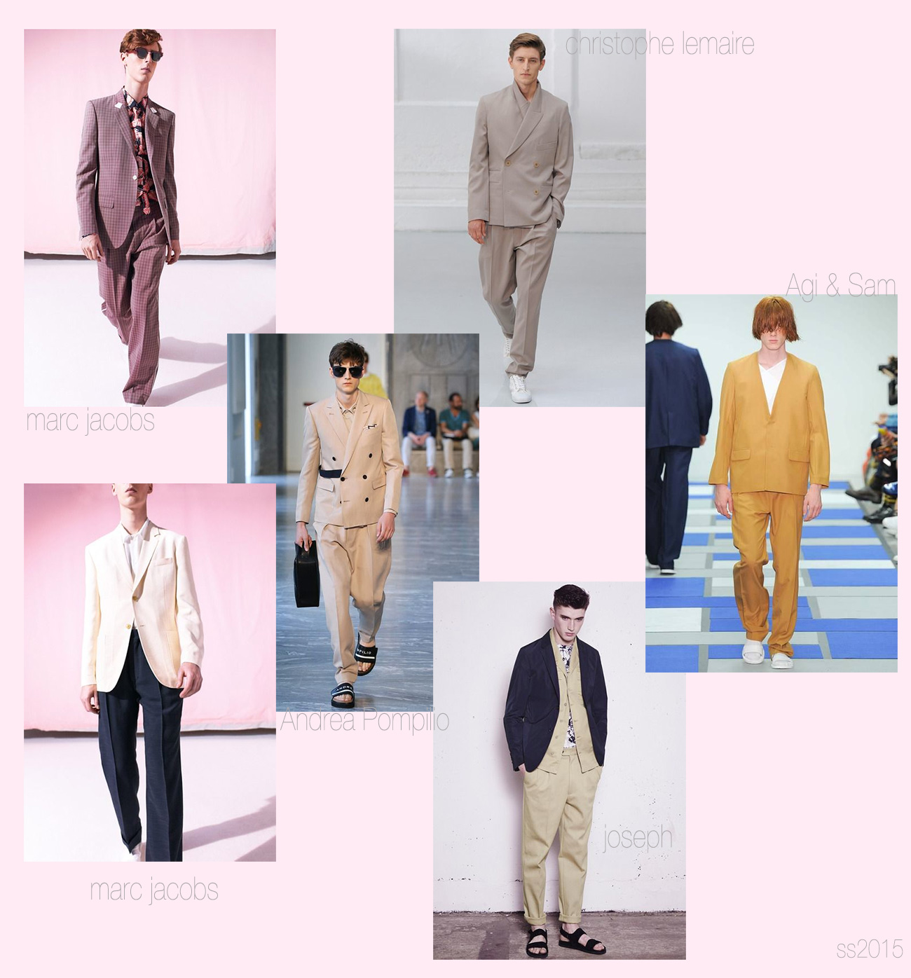SS2015 Men's Collections | Sweet Suits
