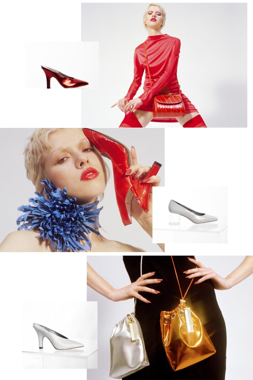 Amélie Pichar ss16 collage